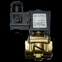 Клапан электромагнитный 21H8KB120 с коннектором