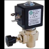 """Электромагнитный клапан 21A16KE25-XV (G1/4"""")"""