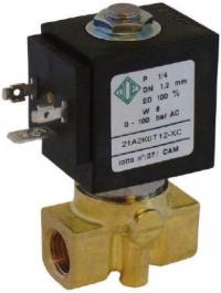 """Электромагнитный клапан 21A2KOT12-XC (G1/4"""")"""