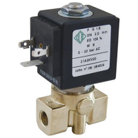 "Электромагнитный клапан 21A2ZV55G (G1/4"")"
