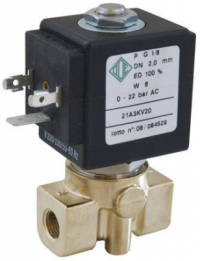 "Электромагнитный клапан 21A3KB15 (G1/8"")"