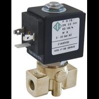 "Электромагнитный клапан 21A3ZV20D (G1/8"")"