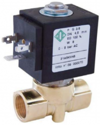 "Электромагнитный клапан 21A8KB55 (G1/2"")"