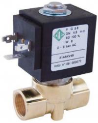 """Электромагнитный клапан 21A8KT55 (G1/2"""")"""