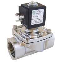 """Электромагнитный клапан 21IH7K1V350 (G1 1/4"""")"""