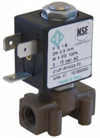 "Электромагнитный клапан 21JP1RRV23 (G1/8"")"