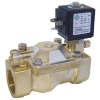 "Электромагнитный клапан 21W6KB400 G1 1/2"""
