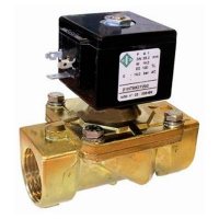 """Электромагнитный клапан 21HT4KOV160 G1/2"""""""