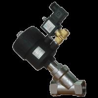 Пневмоклапан под управлением электромагнитного клапана ODE