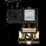 Клапан электромагнитный 21H7KB120 с коннектором